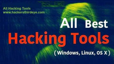 All Hacking Tools