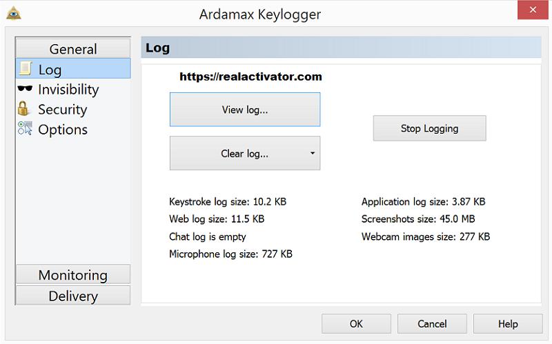 Ardamax Keyogger 2020